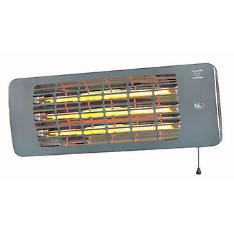 Eurom Q-time 2001 - suitable for heating the small terrace or balcony.