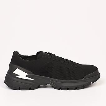 Black Sneakers Neil Barrett Men