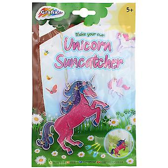 Grafix Make Your Own Unicorn Suncatcher