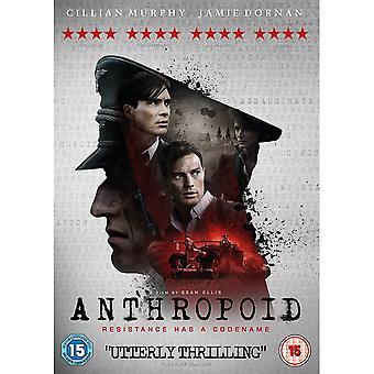Anthropoid DVD