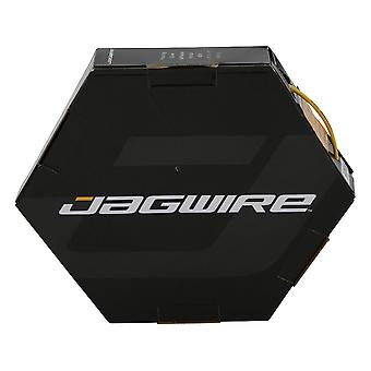 Jagwire Sport Brake Outer Casing 5mm CGX Yellow 30m Workshop Roll