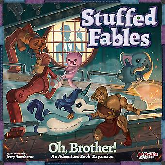 Stuffed Fables: Oh, Brother! Expansion Board Game