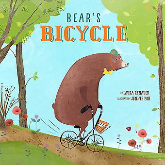 Bear's Bicycle Woodland Friends
