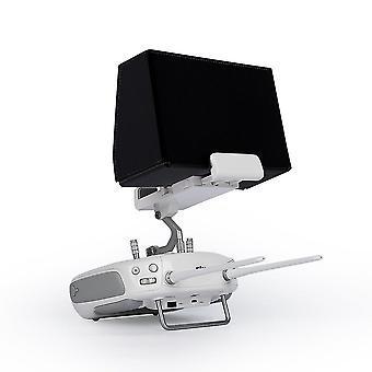 Placa de viseira de controle remoto da tampa solar do telefone para Dji Phantom 2 Visão/visão+