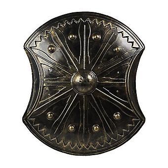 Shield Black (70 X 60 cm)