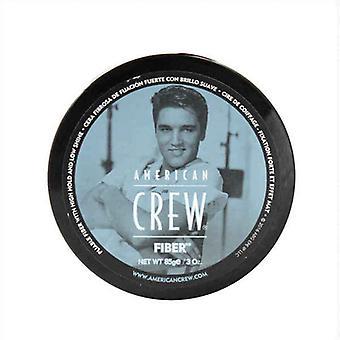 Firm Hold Wax Classic Fiber American Crew (85 g)