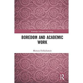 Aburrimiento y trabajo académico por Mariusz Finkielsztein