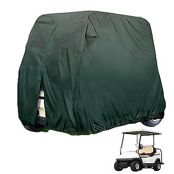 210D oxford doek golfkar cover regen 2 passagier waterdichte outdoor stofdichte golfkar beschermer voor club auto accessoires