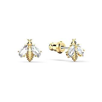 Swarovski jewels earrings honey bee 5518143