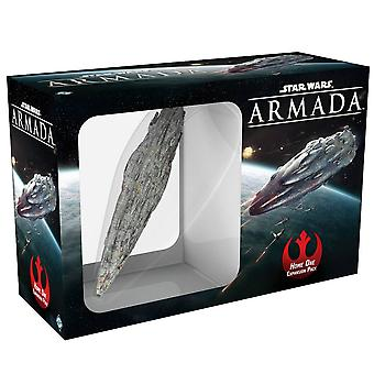 Home One (Star Wars Armada) Expansion Pack Board Game