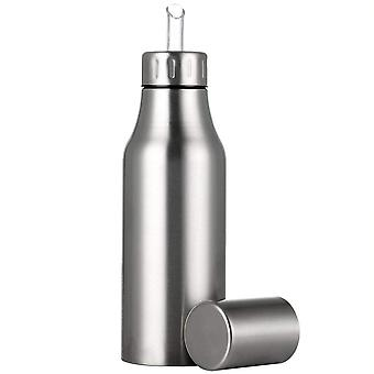 1000ml Stainless Steel Dustproof And Leak-proof Oil Control Pot