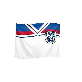 Inglaterra FA Bandeira Gigante 1982 Retro