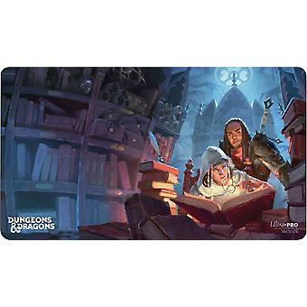 Ultra Pro Candlekeep Mysteries Cover Playmat- Dungeons & Dragons Cover Series