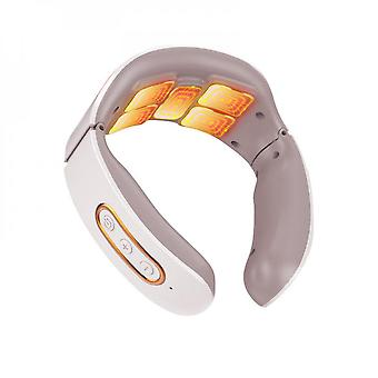 Cervical Spine Massager, Multifunctional Kneading Neck And Neck Protector