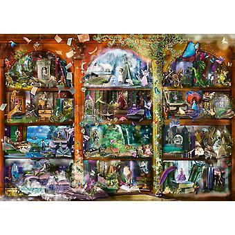 Schmidt Fairy Tale Magiskt pussel (1000 stycken)