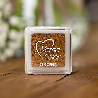 Versasmall Copper Pigment Small Ink Pad - Pigment Ink - Craft Ink