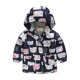Cotton Thick Hooded Coat