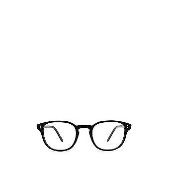Eyeglasses oliver peoples ov5219 black unisex eyeglasses 49 black