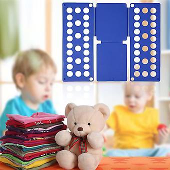 छोटे आकार कपड़े धोने बच्चे जादू तेज गति फ़ोल्डर कपड़े टी शर्ट गुना बोर्ड
