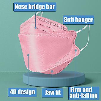 Adultos 3d Máscara de Proteção Descartável para Homens e Mulheres