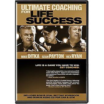 Ultimate valmennus Life Success [DVD] Yhdysvallat tuoda