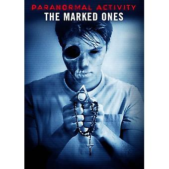 Paranormal Activity: The Marked Ones [DVD] USA import
