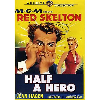 La mitad de un héroe (1953) [DVD] USA importar