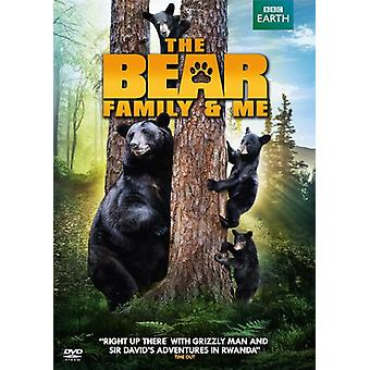 Bear Family & Me [DVD] USA import