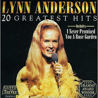 Lynn Anderson - 20 Greatest Hits [CD] USA import