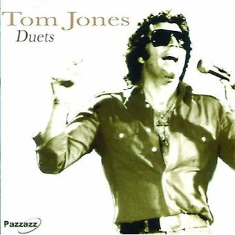 Tom Jones - Duets [CD] USA import