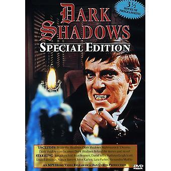 Dark Shadows [DVD] USA import