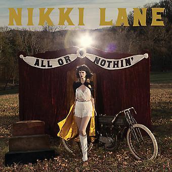 Nikki Lane - All or Nothin [CD] USA import