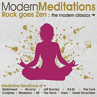 Meditazioni moderne - Rock va Zen: Importazione The Modern Classics [CD] Stati Uniti d'America