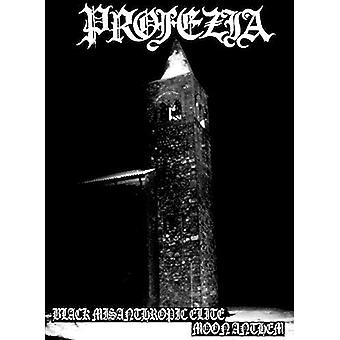 Profezia - Black Misanthropic Elite - Moon Anthem [CD] USA import