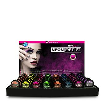 PaintGlow UV Neon Eye Dust Various Colours 5g
