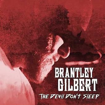 Brantley Gilbert - The Devil Dont Slee [CD] USA import