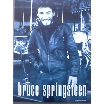 Bruce Springsteen Promotional Poster