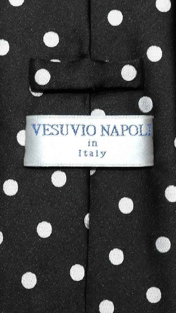Vesuvio Napoli w / pois cravate Skinny mouchoir Tie la valeur