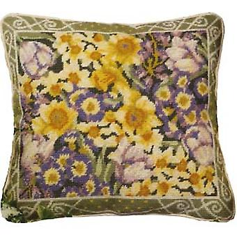 Lady Spring Needlepoint Kit