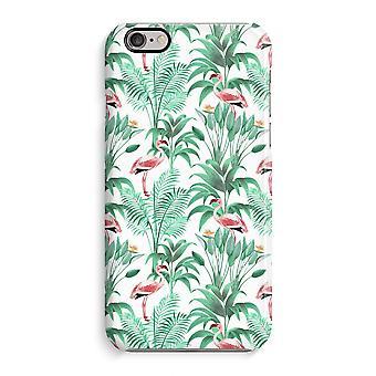 IPhone 6 6s case 3D-etui (blank)-Flamingo blade