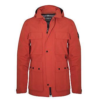 Marshall Artist Marshall Artist Red 3L Bonded Field Jacket