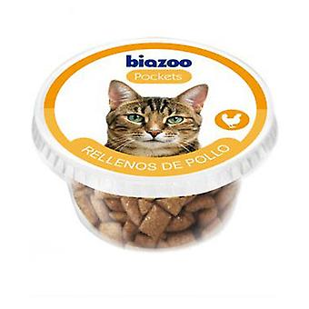 Axis-Biozoo Stuffed Chicken Awards for Cats (Cats , Treats , Chewy & Softer Treats )