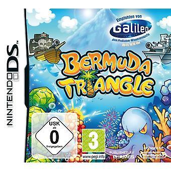 Bermuda Triangle (Nintendo DS)-fabriks forseglet