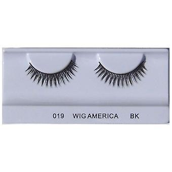 Perruque Amérique Premium faux cils wig528, 5 paires