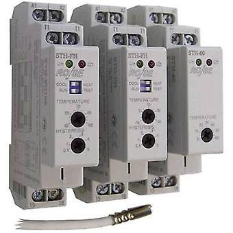 Rose LM Enclosure themostat STH-60 240 V AC, 240 V DC 1 breaker 1 pc(s)