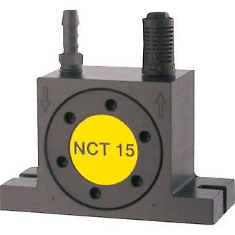 Netter Vibration Turbine vibrator 02705000 NCT 5 Nominal frequency (at 6 bar): 27600 rpm 1/4 1 pc(s)