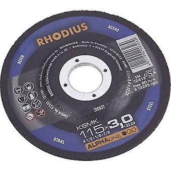 Rhodius KSMFT 200509 Cutting disc (straight) 180 mm 22.23 mm 1 pc(s)