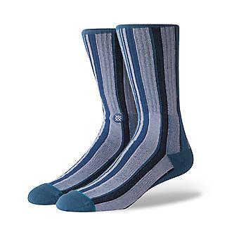 Stance Hammersmith Crew Socks in Indigo