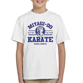 Miyagi Karate Kid Kinder T-Shirt