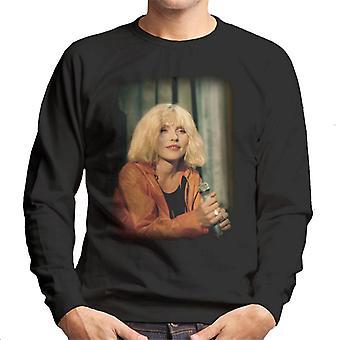 TV Zeiten Debbie Harry Muppet Show 1981 Herren Sweatshirt